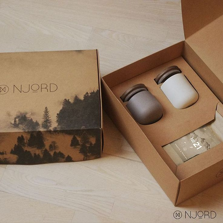Our Friday just got a lot better! The NJORD boxes arrived today and they look amazing!   What do you guys think?