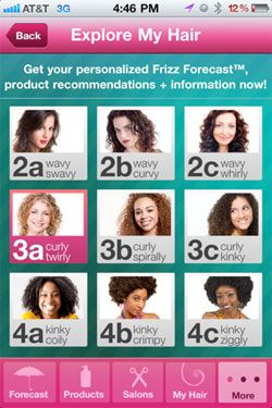 NEW! Curls On The Go Free Mobile App