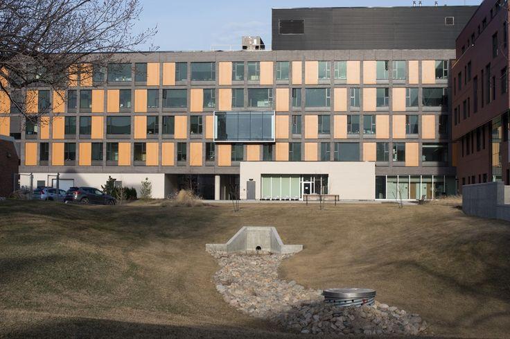 Graduate House at the University of Saskatchewan