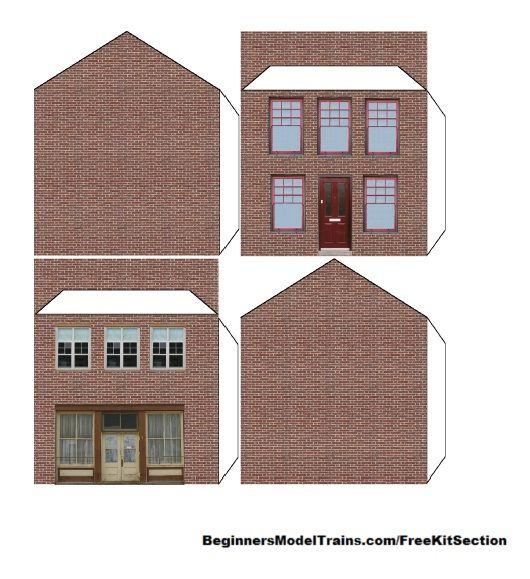 687 best images about 3d on pinterest for Model building plans