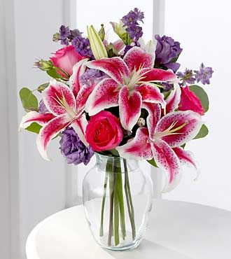 bouquet of flowers | Check out the DELUXE and PREMIUM options to make your gift extra ...