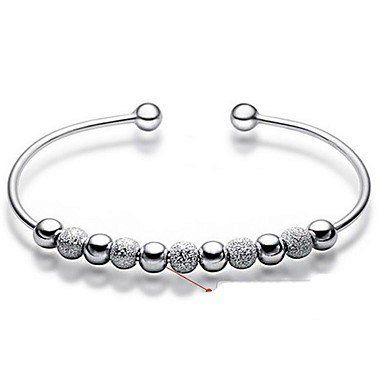 Sterling Zilver manchet model armbanden