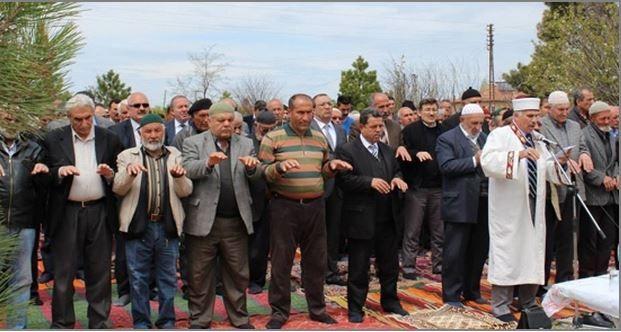 Alembeyli Köyü Şükür Duasına Çıktı!