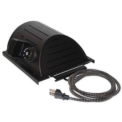 Akoma Hound Heater Dog House Furnace Deluxe with Cord Protector 110 Volt New