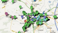 Transition Durham have been mapping public fruit trees - great community resource!
