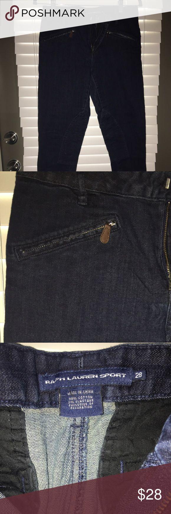 Ralph Lauren riding pants Denim snug fit Riding pants Denim & Supply Ralph Lauren Pants Skinny