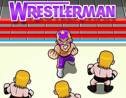 "Check out new work on my @Behance portfolio: ""Game Assets Wrestler Man"" http://be.net/gallery/44466667/Game-Assets-Wrestler-Man"