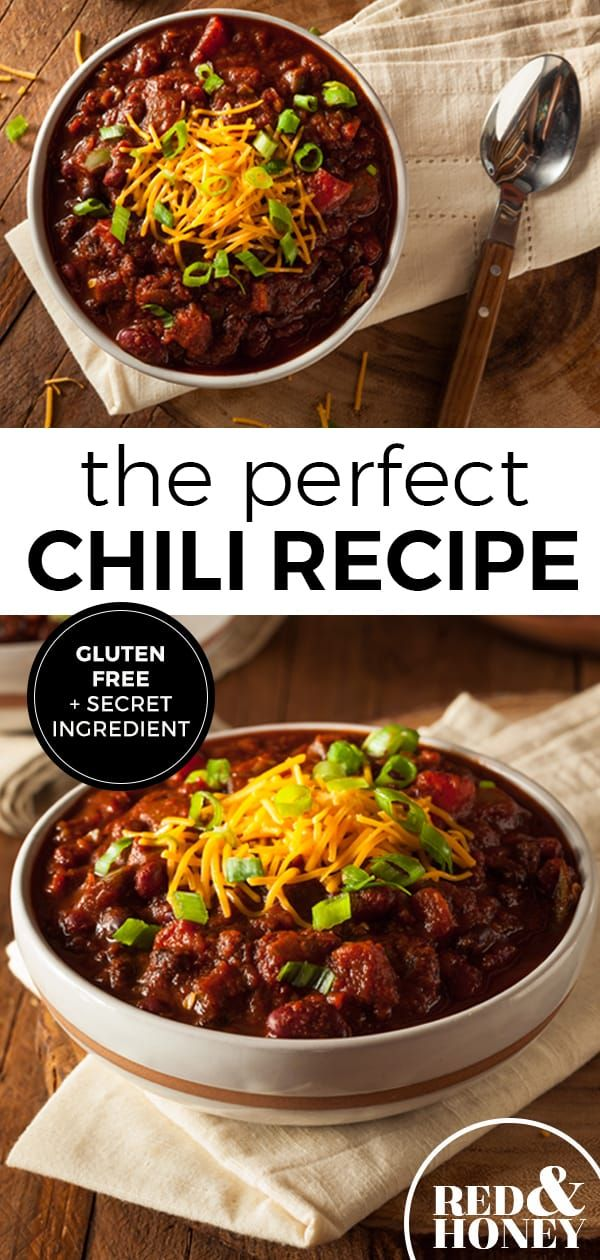 Your Search For The Perfect Chili Recipe Is Officially Over Recipe Recipes Best Chili Recipe Chili Recipes