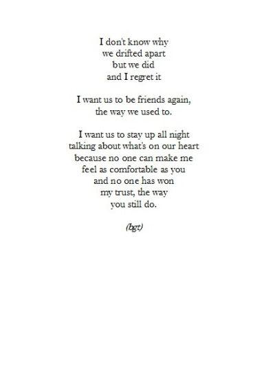 Quotes About Missing Your Ex Best Friend Best 25+ Ex best frien...