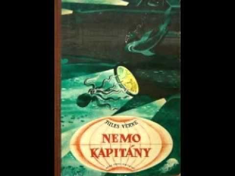Jules Verne: Nemo Kapitány - hangoskönyv 1. rész - YouTube
