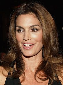 Cindy Ann Crawford  Forbes magazine named her the highest paid model on the planet.