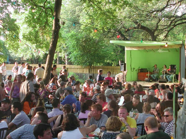 Live Music on Freddie's Backyard Stage at 6 pm every Thursday, Friday and Saturday