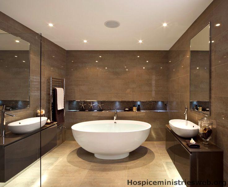 Best 25+ Badezimmer braun ideas on Pinterest  braun Schlafzimmer Wände, Wannen-Duschkombination ...