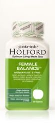 Fluctuating or declining levels of hormones can cause many debilitating symptoms that can affect women's daily lives – most commonly low mood, lack of energy, irritability, hot flushes, fatigue, sleeplessness, and night sweats. A blend of essential nutrients can work synergistically to help restore balance to help ease symptoms of PMS and menopause. Dosage: Take 2 tablets daily with food, or as directed by your healthcare practitioner.