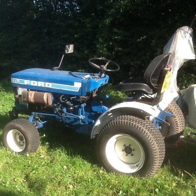 Ford 1210 Tractor For Sale in Filey, North Yorkshire | Preloved