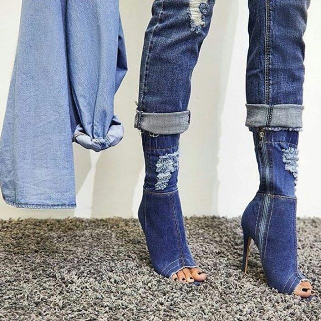 Farklı açılardan görmek için resmi sola doğru kaydırın ���� Kot modasını ayağınıza getirdik. �� Kot çorap çizme çok moda. 129 TL kargo dahil kapıda ödeme. Standart kalıp. Sipariş için 0553 068 70 00 whatsapp dan iletişime geçebilirsiniz. #sandalet #yemek #giyim #butik #dövme  #telefon #çikolata #aksesuar #kuafor #kuaför #bakım #saç #çanta #istanbul #parfüm #saat #organizasyon #müzik #kitap #kahve #moda #alisveris #düğün #pantolon #tesettür #eşarp #gelinlik #nişan #kozmetik #izmir #istanbul…