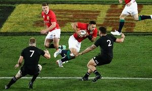 Ben Te'o's performance was a plus point for the Lions' in the first Test, but they will need a lot more of those if they are to pull back the series.
