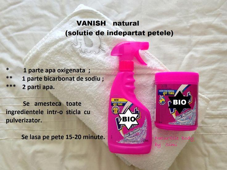 Vanish natural