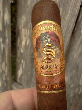 Gurkha Seduction - cigar review