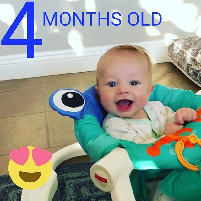 I can't believe how fast time goes by... baby boy is four months old already!! Four! Doesnt it feels like yesterday when he was just born? Times goes ... - Paul Walker (@paulwilliamwalker.73)