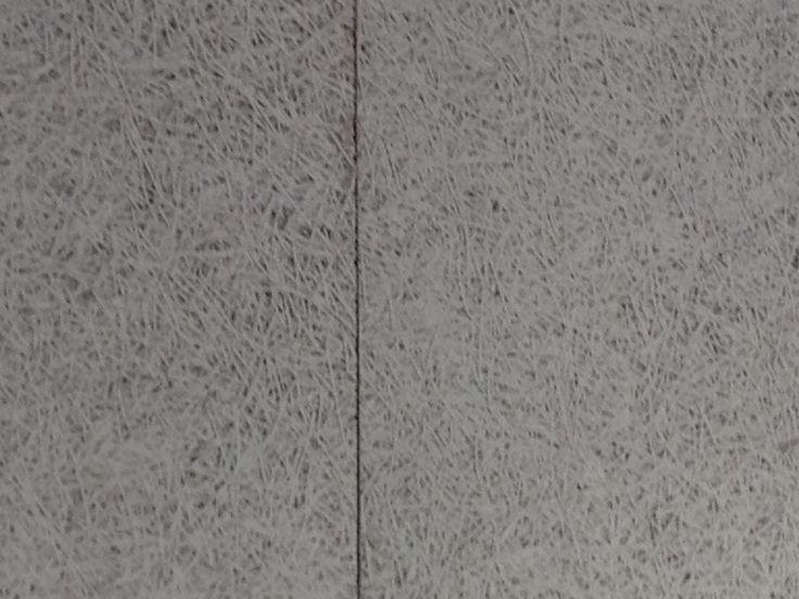 Textuur van een plafond. Vele verschillende lijnen door elkaar die zo een aparte vorm creeëren