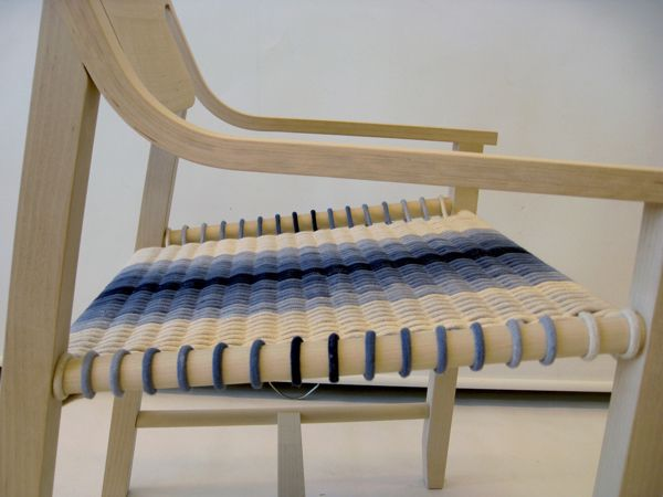 Moorii Chair. Groupwork by Ted Clemmedsson, Ludwig Berg and Karoliina Priha.