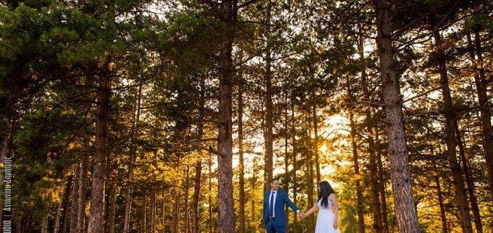 Η next day φωτογράφιση της Κυριακής και του Θανάση! – Γάμος στις Σέρρες