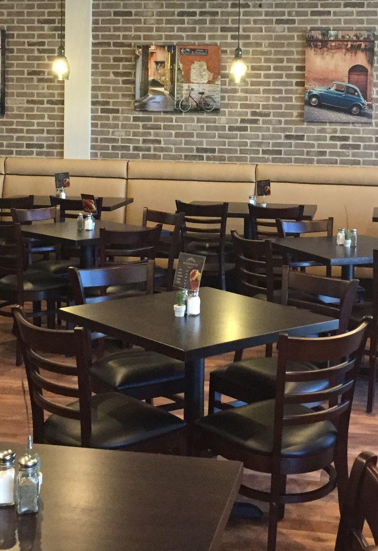 Mama Rosau0027s Restaurant | Restaurant Design | Restaurant Furniture