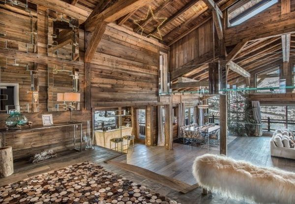 CHALET ARARAT | MEGEVE, Pincesse Area It offers a #relaxation area with a pool, a home cinema and a cozy #lounge with a fireplace. It sleeps 10 adults and 5 children in its seven bedrooms. The #chalet comes with a housekeeper. For more details please contact us! http://bit.ly/2kpYmYx
