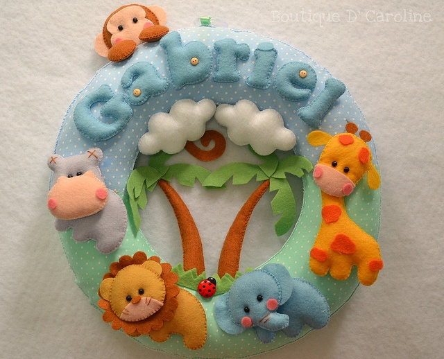 #guirlanda  BABY WREATH