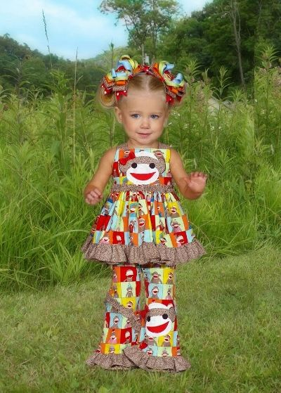 Best 25  Baby girl clothes boutique ideas on Pinterest