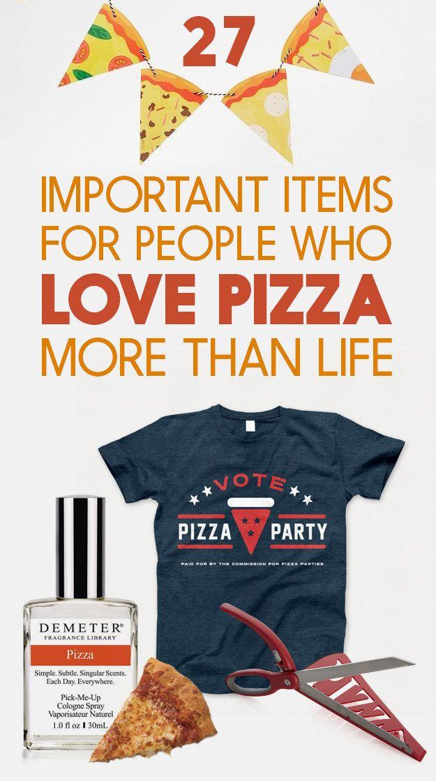 In pizza we crust.