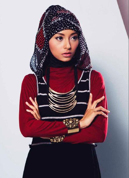DAUKY Edgy Chic Style