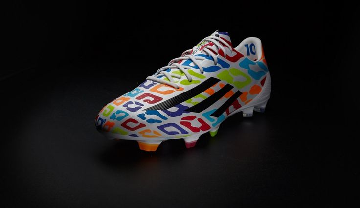 Limited Edition Adidas Messi Birthday Boots.