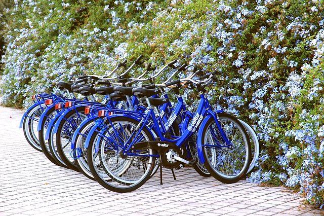 Más bicicletas por favor es lo que nos piden en las ciudades, para que podamos mantener saludables nuestras ciudades, y a la vez a las personas que vivimos en ellas. El inventor de la bicicleta se le atribuye al ....