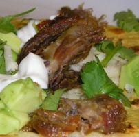 Carnitas tacos- diana kennedy recipe | Food is Love (JK) | Pinterest