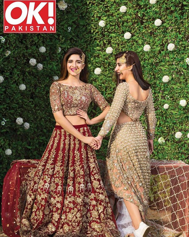 Urwa and Mawra Hocane talk to OK! Pakistan exclusively about working in the same field, being there for each other, why they changed their last name plus so much more... #urwahocane #mawrahocane Outfits: #elan #republic Photography: #kashifrashid @urwatistic @mawrellous @kbridals.kashifrashid @elanofficial @republicwomenswear
