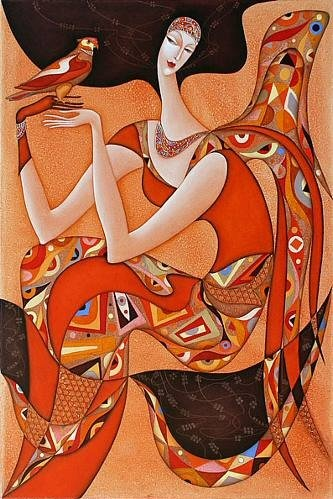 An Illustrator's Inspiration: Wlad Safronov