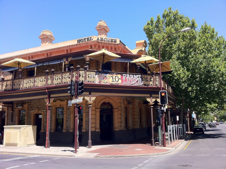 The Archer Hotel, O'Connell Street North Adelaide SA