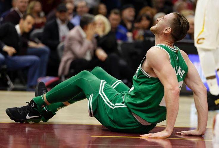 Cleveland Cavaliers vs. Boston Celtics – Final Scores Board Archive