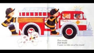 Fire Truck by Ivan Ulz, via YouTube. Great for Fire Safety Week!