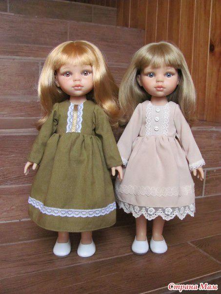 Одежки на куколку Паола Рейна - Гардероб для куклы - Страна Мам