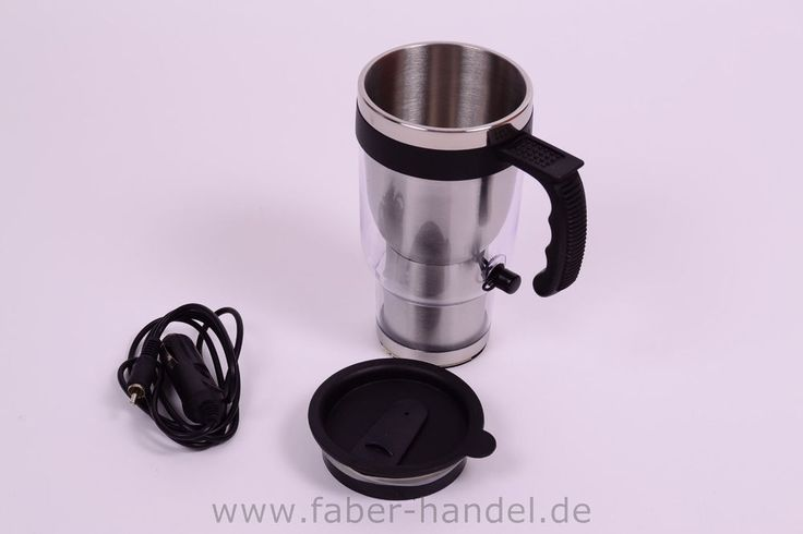 Thermobecher 12 V Auto Camping