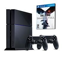 PlayStation 4 Console Bundle w/ Extra Controller and Killzone: Shadow Fall Game