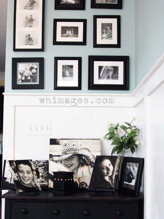 Family room picture wall design pictures remodel decor and ideas page 2
