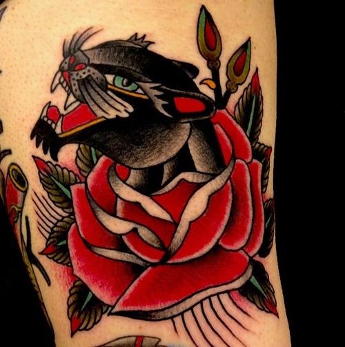 Old school tattoo. #tattoo #tattoos #ink #inked