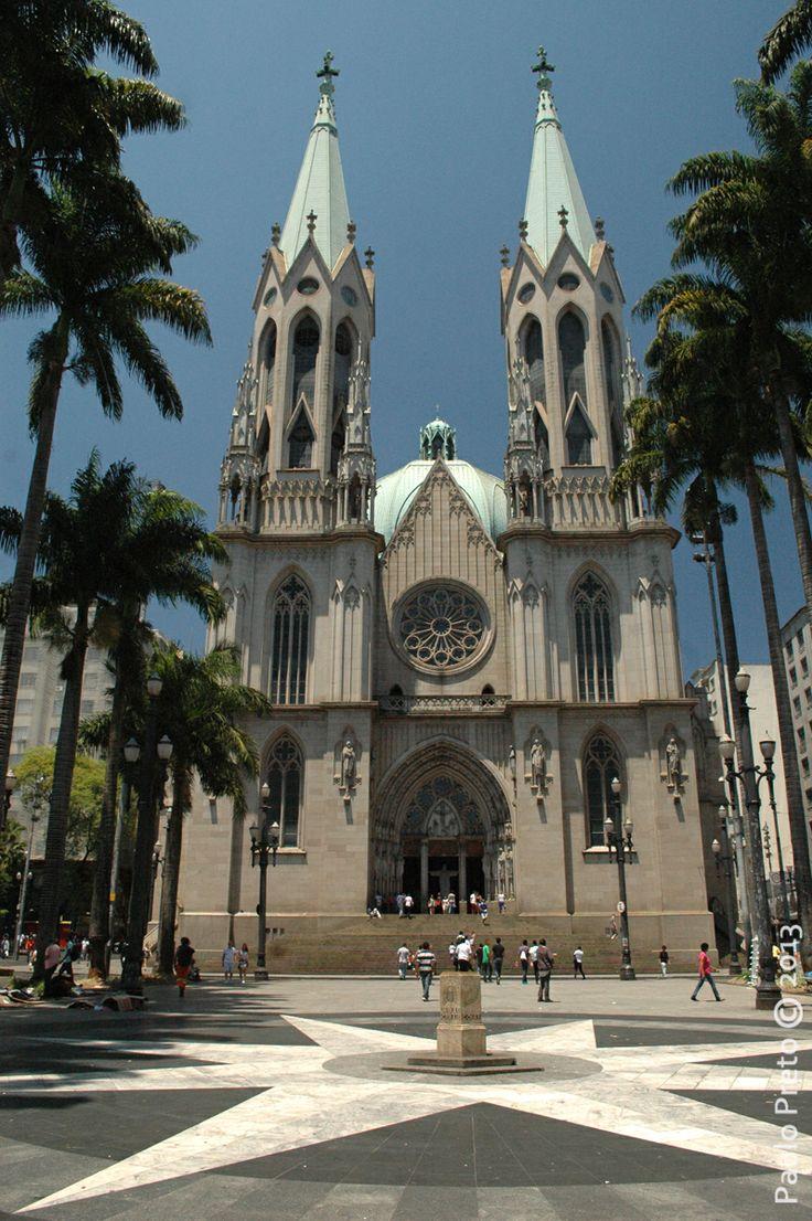 Praça da Sé, São Paulo
