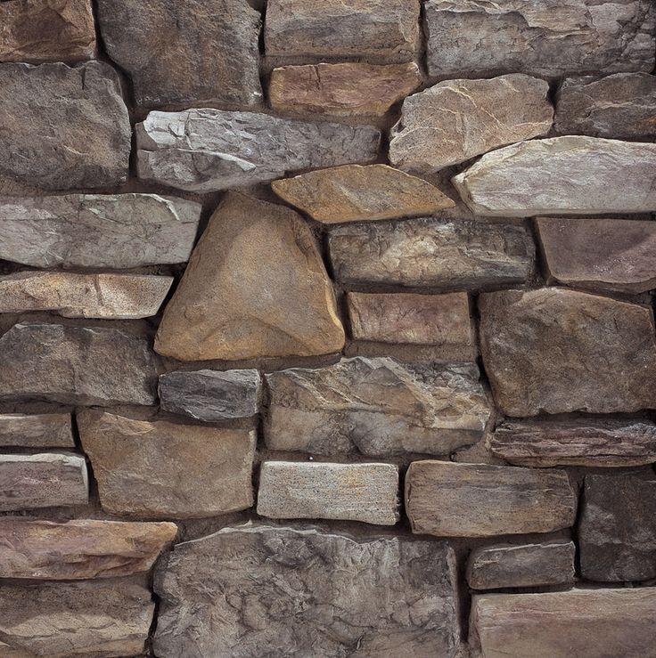 Eldorado Stone Verona Hillstone On House Facade