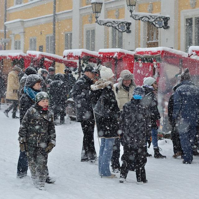 Christmas Market, Turku - Åbo, Finland