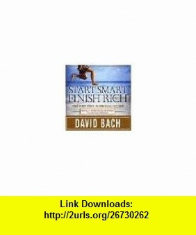 10 best torrent ebooks images on pinterest pdf tutorials and at start smart finish rich cd spanish david bach asin b0019vq9rc fandeluxe Images
